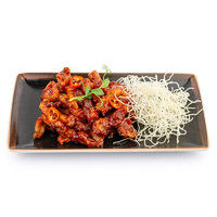 11.00Crispy beef with sweet thai chili sauce