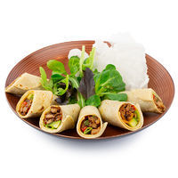 Peking (Beijing) duck rolls